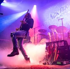 nick perri & the underground thieves live photo