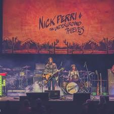 nick perri & the underground thieves live