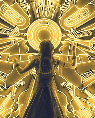 Musikföreställning