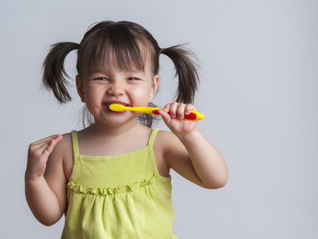 Should a Child Brush Their Own Teeth?