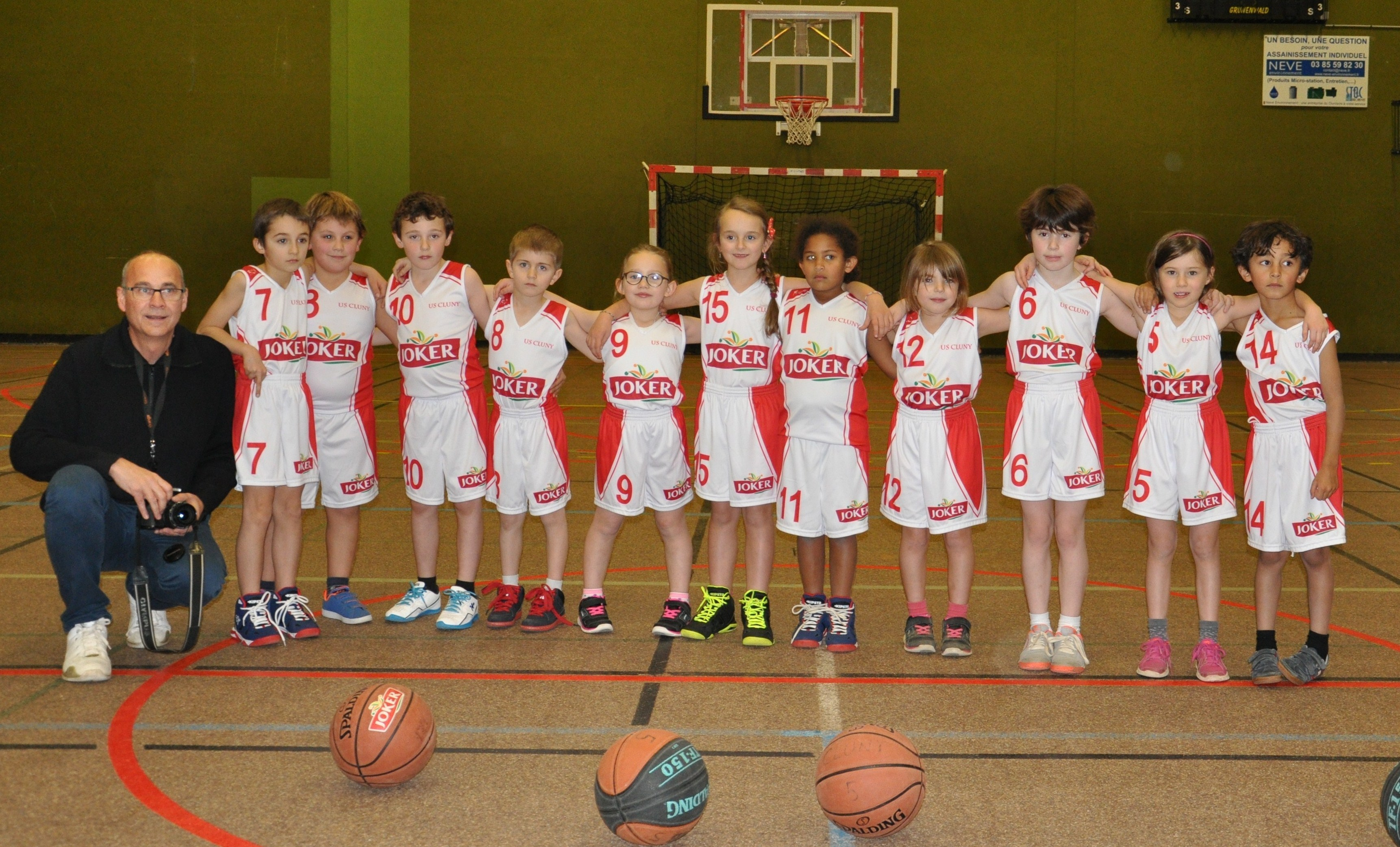 Mini-Poussins U9Mixte