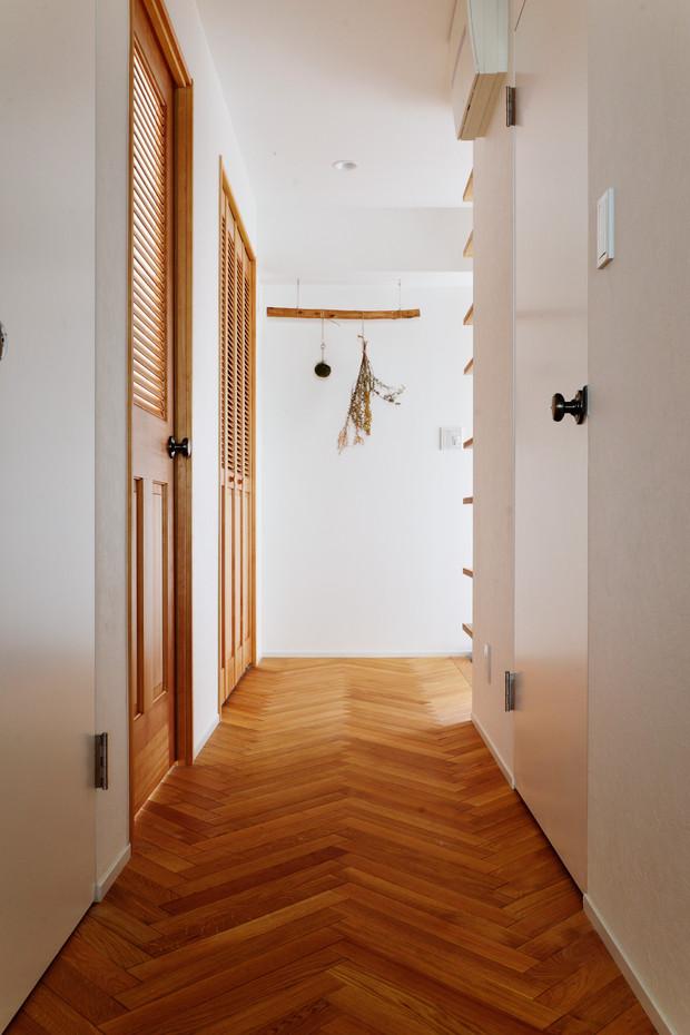 デザインは床で決まる①