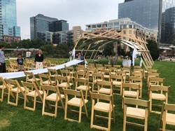 Denver Park Wedding