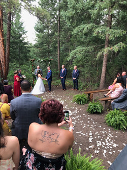 Sedalia Wedding