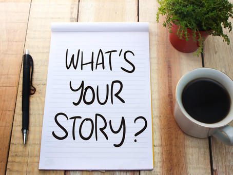 "How your ""story"" can have a seat at the executive table among all the big data."