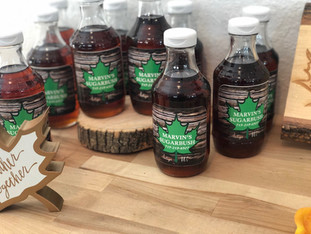 Wisconsin Maple Syrup-Naturally Sweet