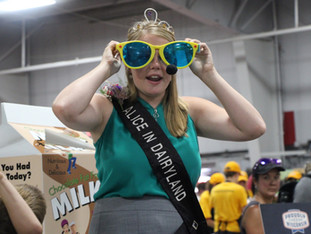 Signing Off as Wisconsin's 72nd Alice in Dairyland