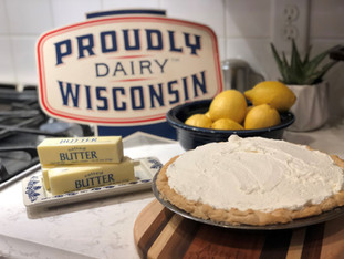 Celebrate National Lemon Cream Pie Day