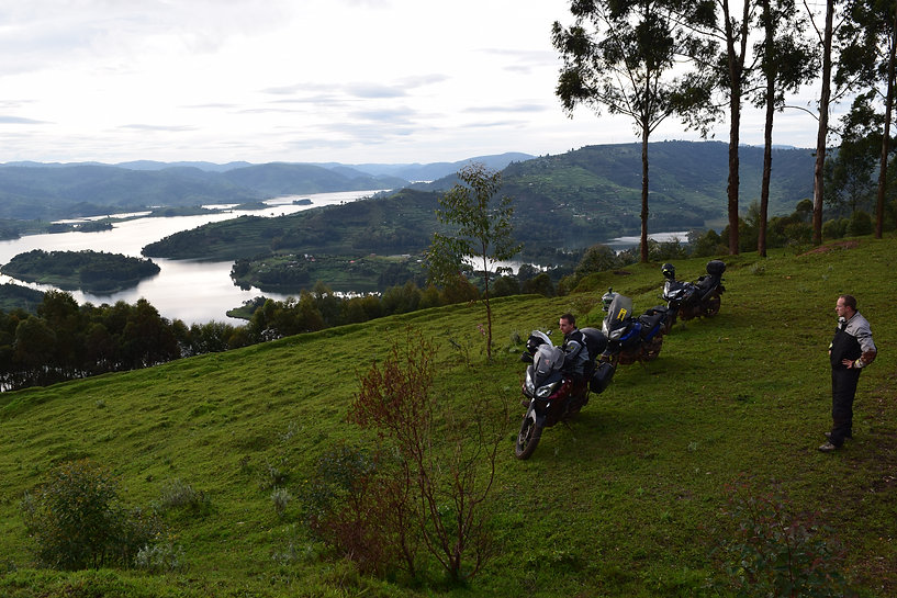 Motorbike Tours in Kenya and East Africa