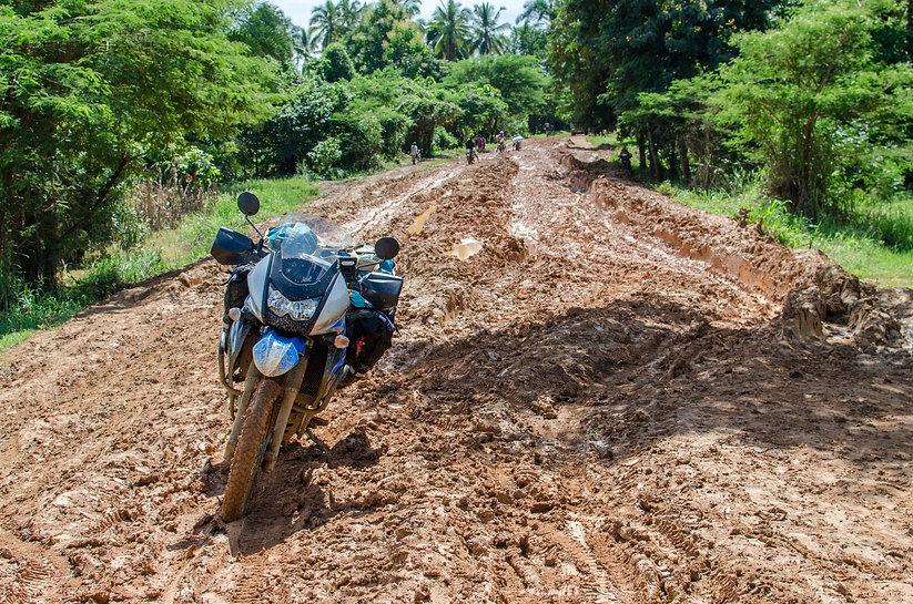 Motorbike rentals in Kenya and East Africa