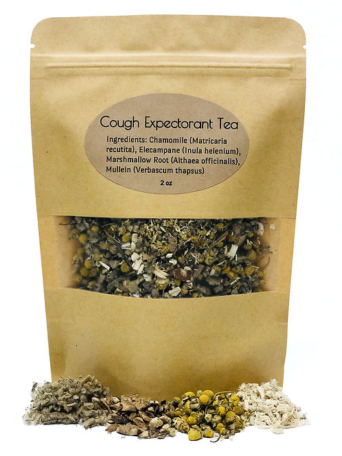 Cough Expectorant Tea