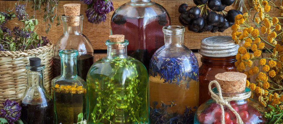 What do you do with expired herbs?