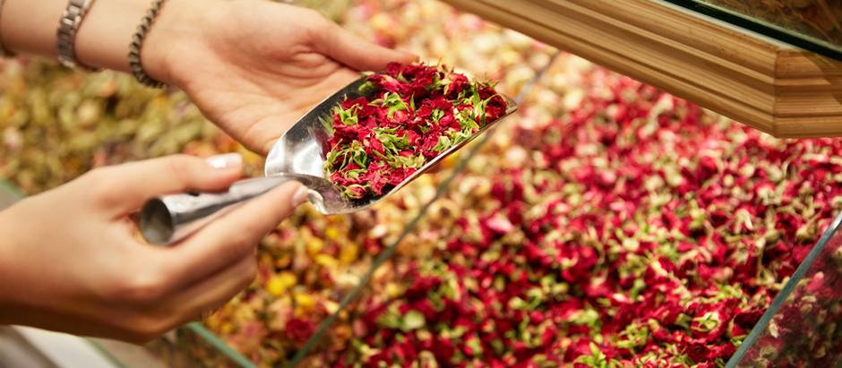 Herb Quality and Shelf Life