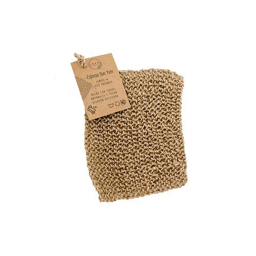 Esponja Sustentable Yute
