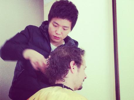 Krankenhaus vs. Friseur