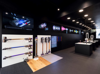 Dyson Pop Up Store Zürich