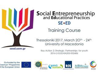 "TC ""Social Entrepreneurship and Educational Practices"""