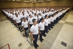 Polícia Militar do RN chama novos 634 candidatos.