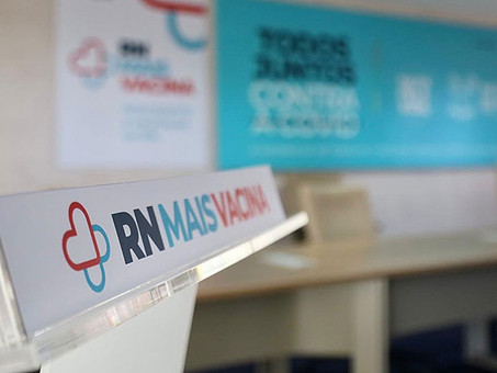 Cadastro para Vacina em NATAL RN+Vacina