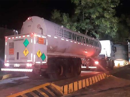 Cargas de oxigênio chegam a Manaus