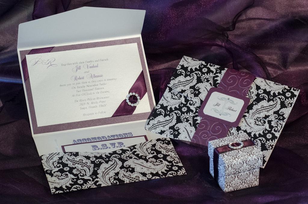 Lili V Invitations -10018