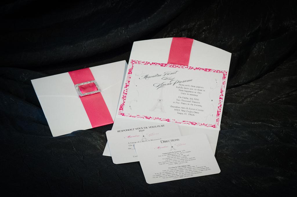 Lili V Invitations -10021