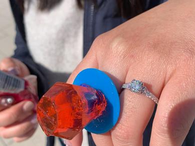 Engagement Rings Before Diploma?