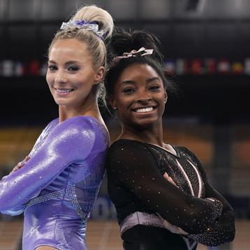 Follow the U.S. Women's Gymnastics Team for Tokyo on Instagram