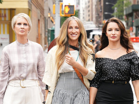 A Fashion Editor's Reaction to the Sex and the City Reboot Promo