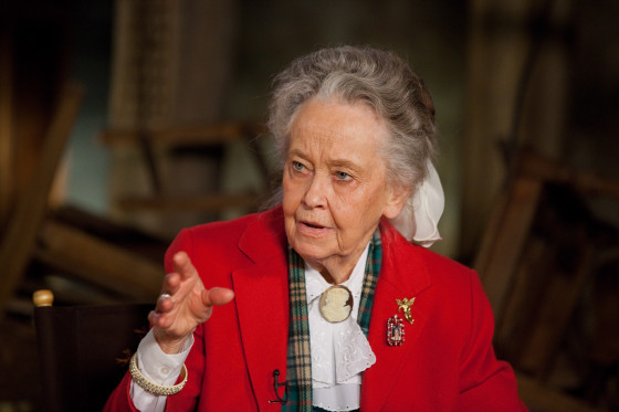 Paranormal investigator, Lorraine Warren, served as the inspiration for The Conjuring movie.  Photo: Collider