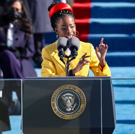 Meet the 22-year-old Poet from the Presidential Inauguration