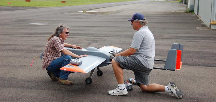 AAIC Visual Perceptions VectorP Drone UAS