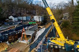 Maryland Drone Service Construction Photos