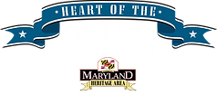 NEW HCWHA Logo_White_Maryland Heritage A