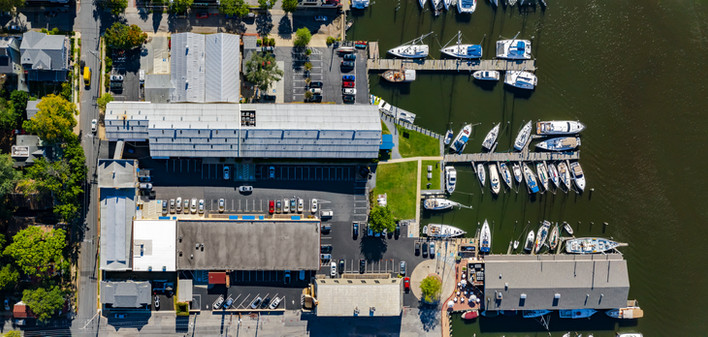 AAIC Visual Perceptions Drone Photography Annapolis Maryland