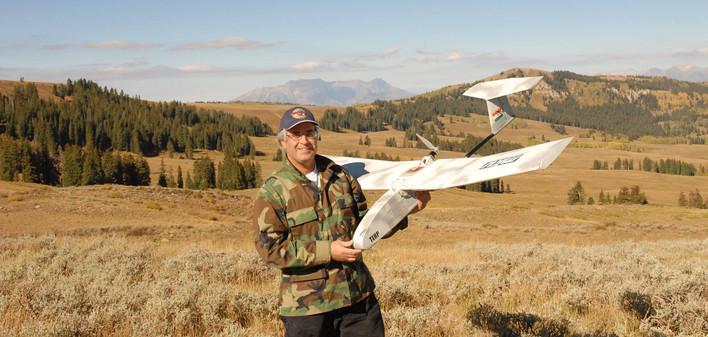 AAIC Visual Perceptions Drone UAS Experience
