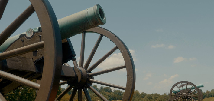 Antietam Battle Cannons