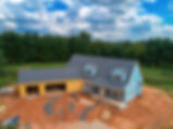 Aerial Photography Videography Home Builders Green Homes Maryland Drone Photography Video