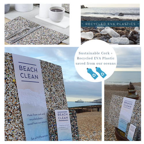 Beach Clean Placemats & Coasters
