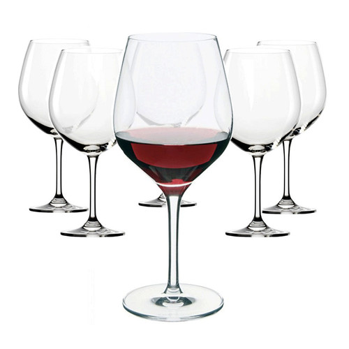 Dartington Crystal  Red Wine Glasses