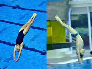 White Rock Divers qualify for national championships Provincial meet held Feb. 2-4 at South Surrey's