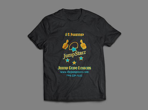 JUMPSTARZ #IJUMP T-SHIRT (KIDS)