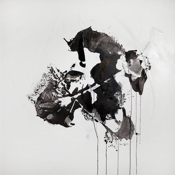 Ink Painting - Black #1