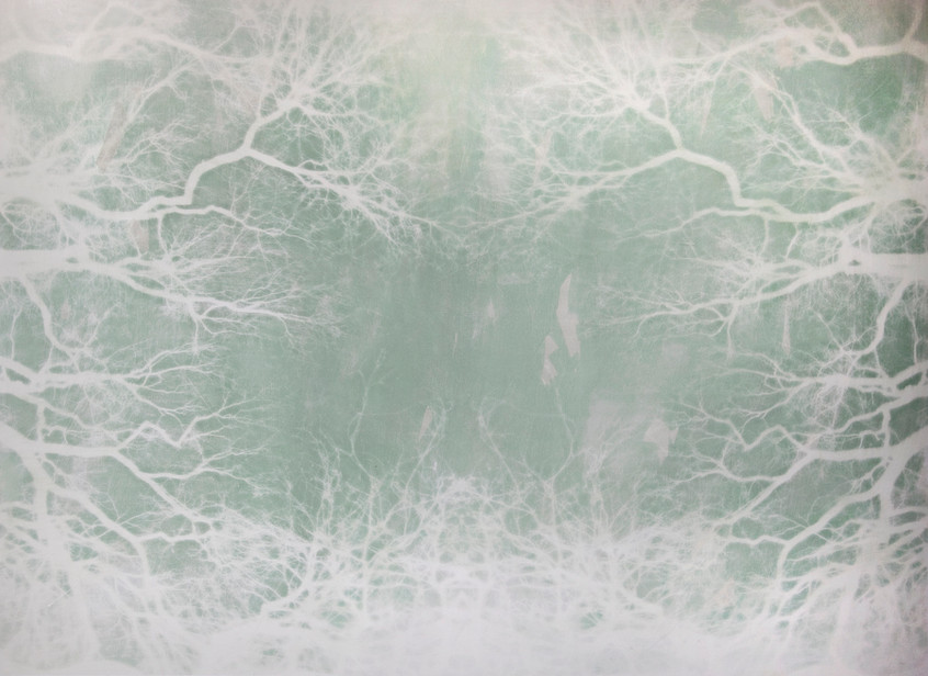 Ghost Trees - Green