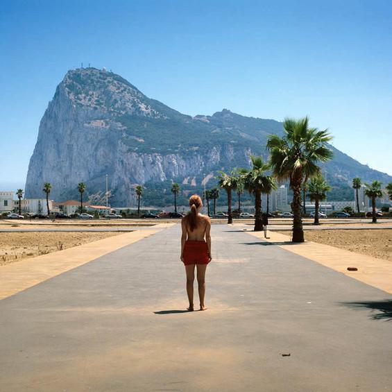 Rock Of Gibraltar, Spain