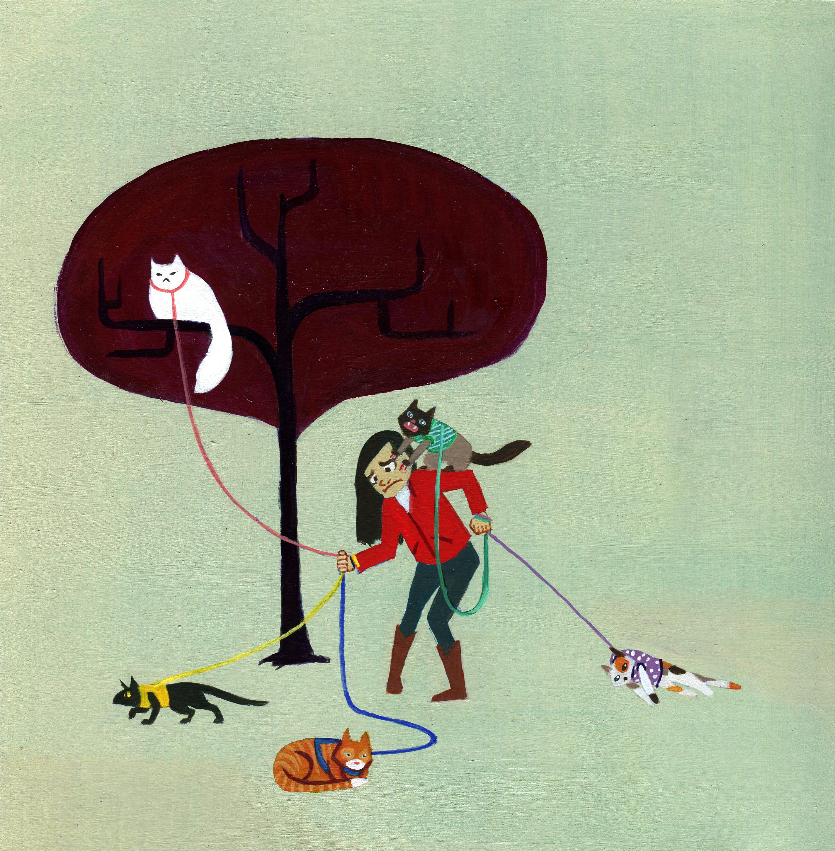 Cat Walker