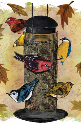 birds of ohio calendar