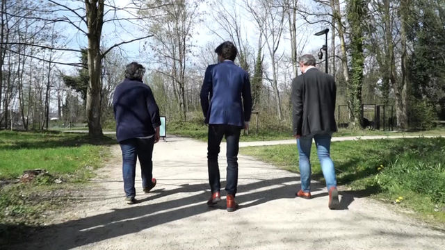 Cosmogolem verbindt jongeren uit Vlaanderen en Brussel