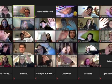 HOEWIST? MNM organiseert online sessies met jongeren in lockdown