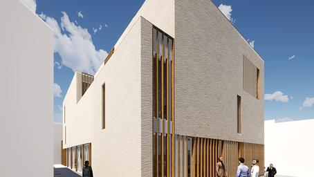 Startschot voor het nieuwe open huis van de Nederlandstalige Muziekacademie in Sint-Agatha-Berchem